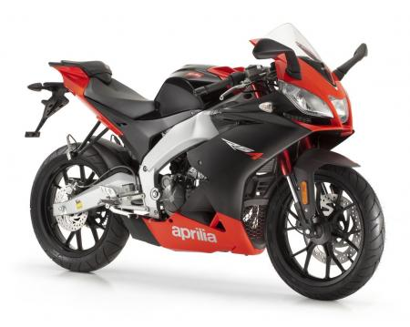 The Aprilia RS4 125 was developed from the manufacturer's history of racing success at the 125cc Grand Prix level.