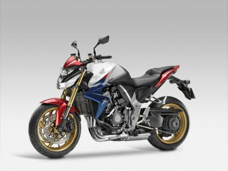 Like many of its 2011 models, Honda is offering a Tricolor version for Europe but not for the U.S.
