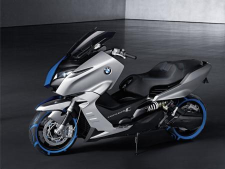 BMW Concept C maxi scooter