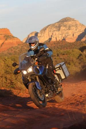 The Super Ténéré can provide inspiration to take your riding adventures to the next level.