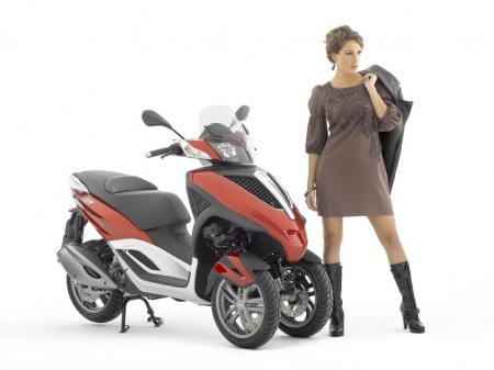 Piaggio MP3 Yourban City