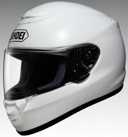2011 Shoei Qwest WHITE
