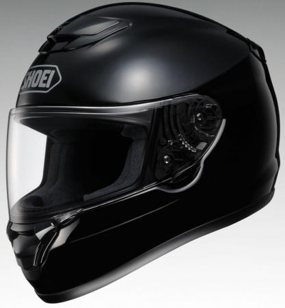 2011 Shoei Qwest BLACK