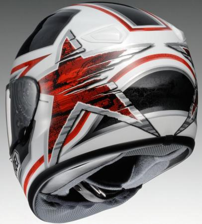 2011 Shoei Qwest Ethereal-TC-1rear