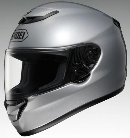 2011 Shoei Qwest LIGHT-SILVER