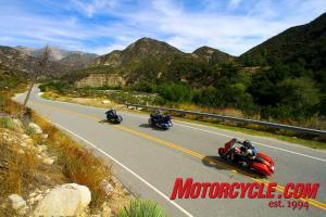 2011 Victory Cross Country, Star Stratoliner Deluxe and Harley-Davidson Street Glide shootout
