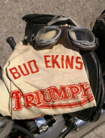 Bud Ekins Auction - Shirt