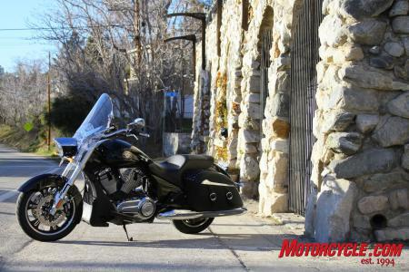 2011 Victory Cross Roads Review