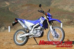 2011 Yamaha WR250R Profile Right