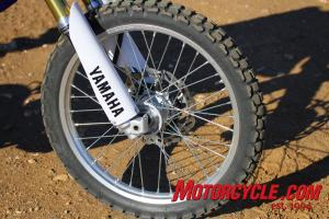 2011 Yamaha WR250R Review