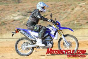 2011 Yamaha WR250R Action Right