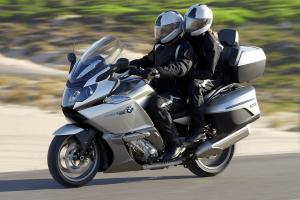 BMW K1600GT and GTL