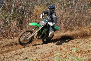 2011 Kawasaki KX250F Review