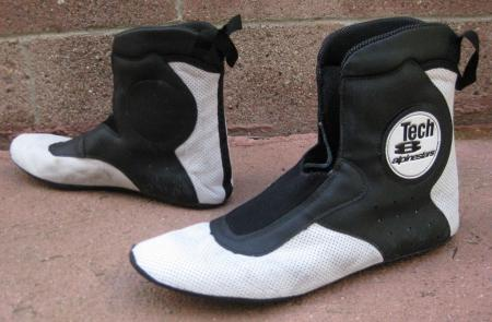 Alpinestars Tech 8 Boots Booties1