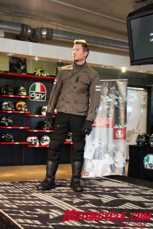 D-System D-Dry jacket and pants