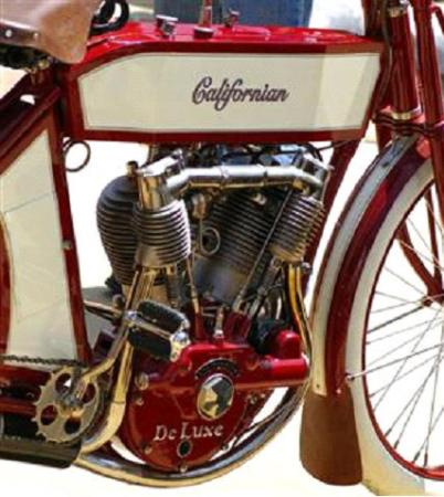 Motorcycle History California