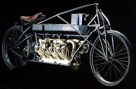 Motorcycle History Curtiss Profile