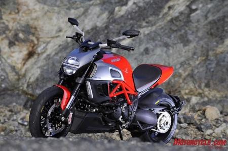 auto review: top ducati diavel review