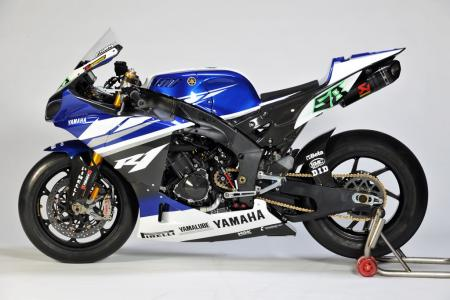 Eugene Laverty Yamaha WSBK R1