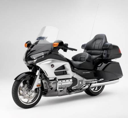Honda GoldWind 2012