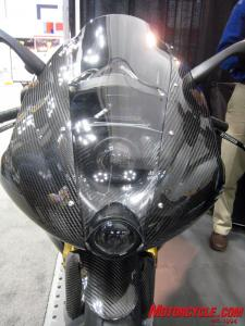2011 Erik Buell Racing 1190RS Preview