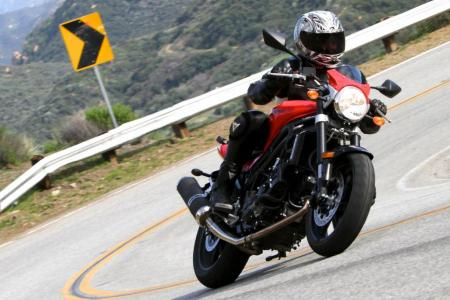 2010 Hyosung Gt650 Review