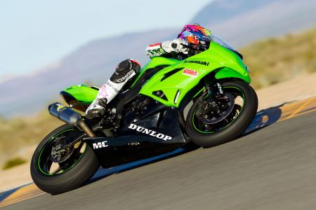 Kawasaki Back in AMA Superbike 34D3627