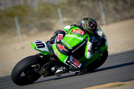 Kawasaki Back in AMA Superbike 34D3779