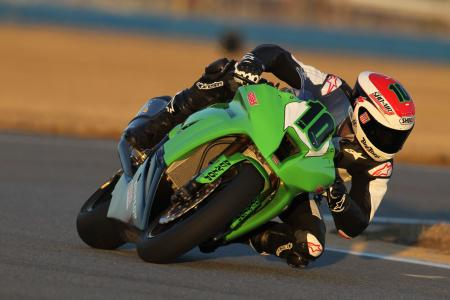 Kawasaki Back in AMA Superbike BJN82194