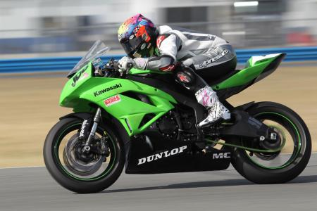 Kawasaki Back in AMA Superbike BJN98525