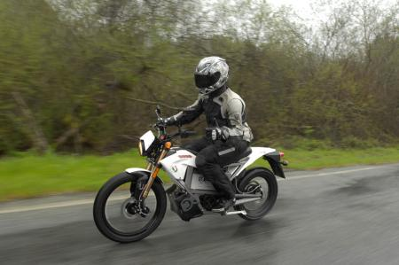 2011 Zero Motorcycles thumbs UP XU