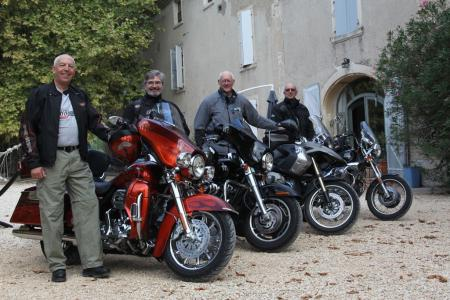 Touring the South of France 01