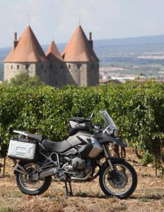 Touring the South of France