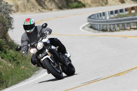 2011 Triumph Speed Triple 1050 BJN88191