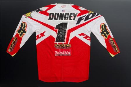 Ryan Dungey Japan jersey