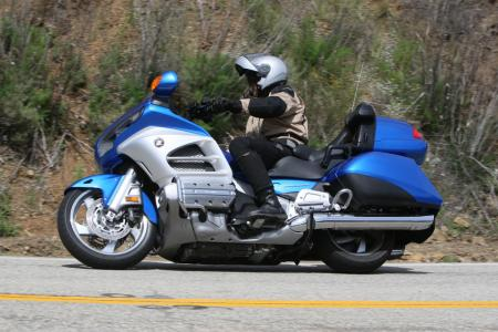 2012 Honda Gold Wing 513I8103