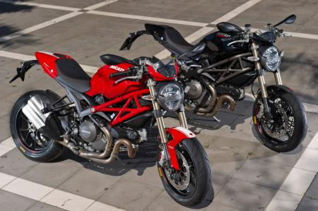 2011 Ducati Monster 1100 EVO M3S4290b