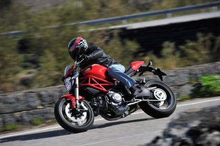2011 Ducati Monster 1100 EVO M3S8441