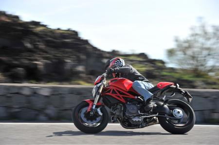 2011 Ducati Monster 1100 EVO M3S8622
