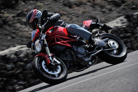 2011 Ducati Monster 1100 EVO M3S9572