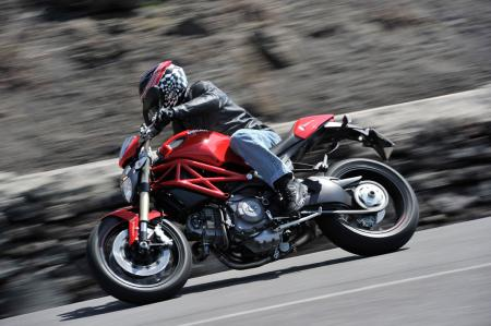 2011 Ducati Monster 1100 EVO M3S9733