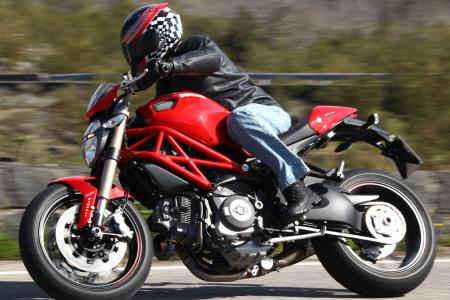 2011 Ducati Monster 1100 EVO ORAZ3199