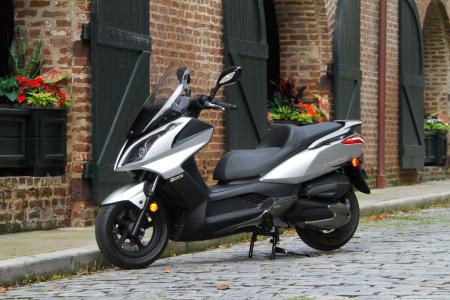 2012 Kymco Downtown Detail-06