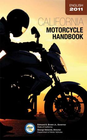 California Motorcycle Handbook
