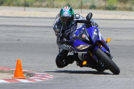 2011 Supersport Shootout - Track Action IMG_9660