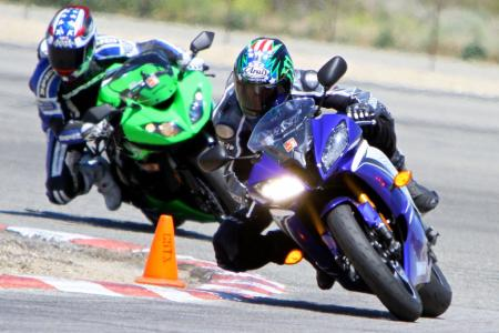 2011 Supersport Shootout - Track Action IMG_9749