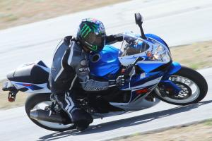 2011 Supersport Shootout - Track
