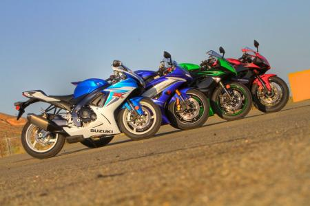 2011 Supersport Shootout