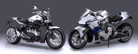 Might We One Day In The Future Be Doing A Shootout With Pair Of Brutish Six Cylinder Streetfighters From Honda And BMW