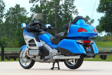 2012 Honda Gold Wing Review AN8E4827
